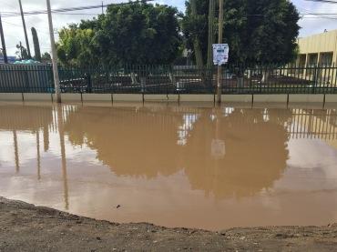 Mexican roads tend to flood pretty darn fast