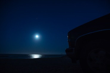 A full moon night in Baja