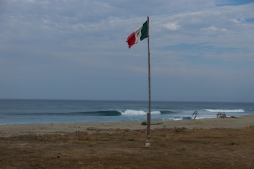 somewhere in Mexico