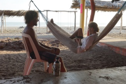 Hammock consultations with the mobilesurfdoc in Nexpa