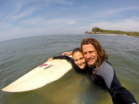 San Blas made the surfsmurfs very very happy