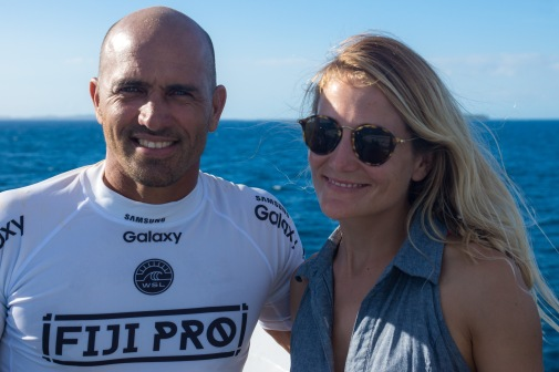 Sigh...The King, Kelly Slater