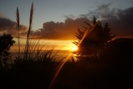 Sunrise in the North