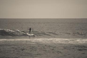 Canggu longboard sessions