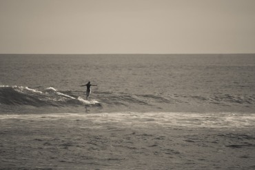 Canggu longboard sessions