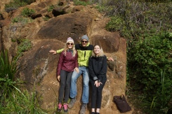Hiking around Margaret River