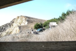 Loo with a view: cabin life in Nor Cal
