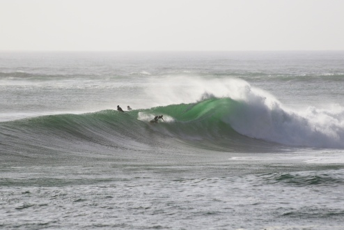 Surfing Nor Cal