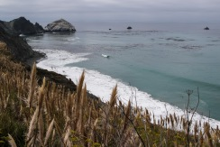 Surfing Big Sur